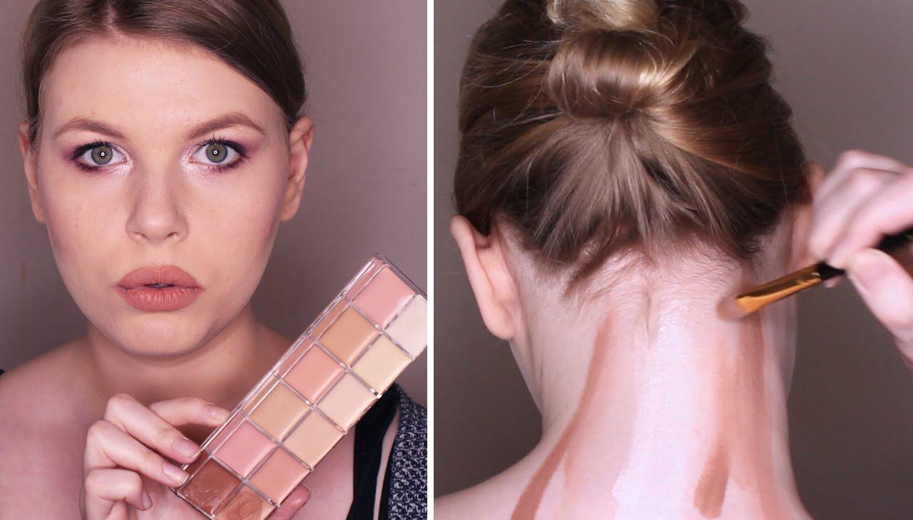 Tendances surprenantes: Contour du cou. Pourquoi devriez-vous faire un contour du cou?