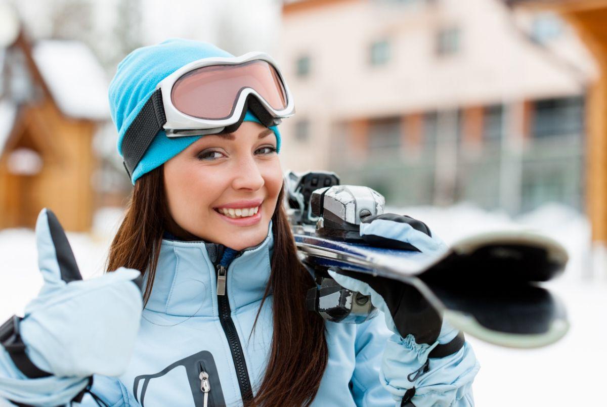 Soin des cheveux pendant l'hiver. Comment prendre soin de ses cheveux pendant ses vacances de ski?