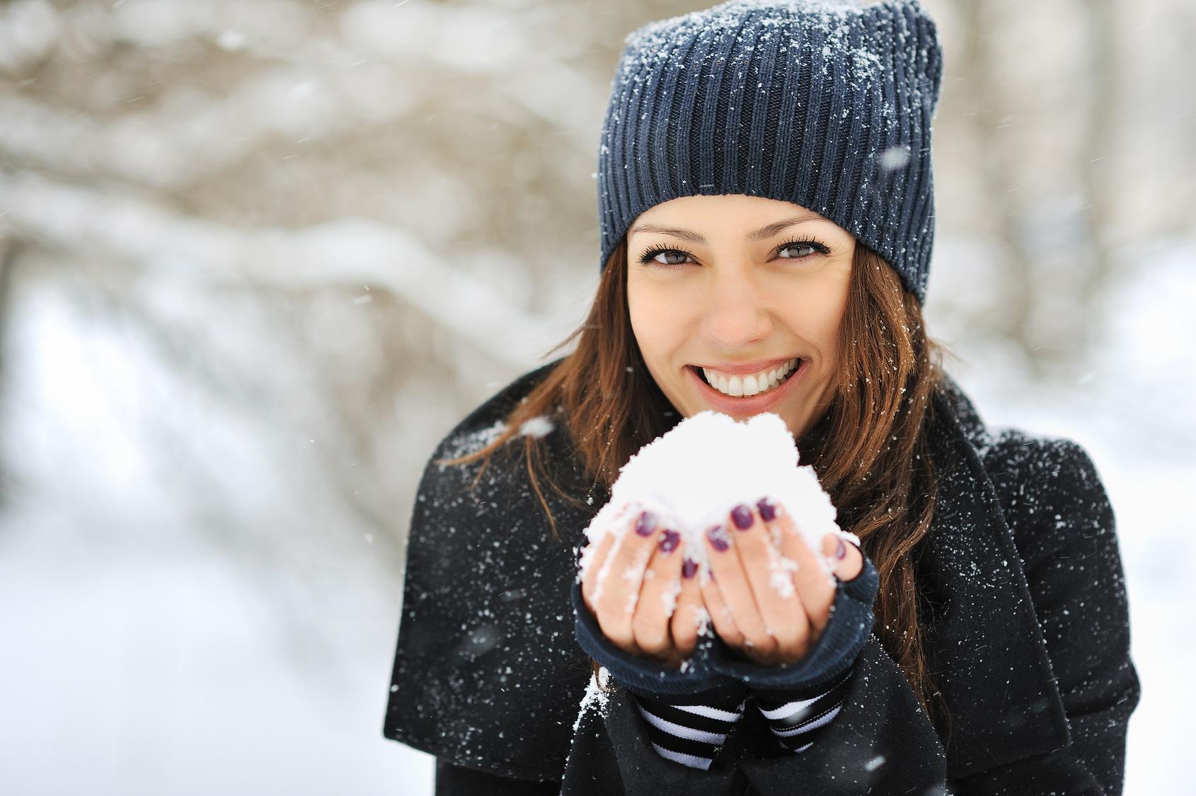 5 règles basiques pour prendre soin de ses cheveux en hiver