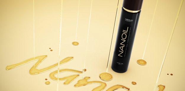 Cheveux sains - huile Nanoil